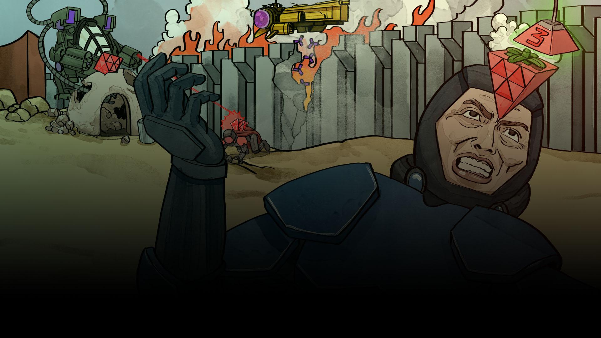 Episode 2 der Immun-Saga