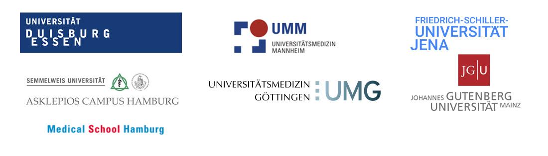 Medizinische Fakultäten mit Campuslizenz für Meditricks.