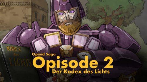 Opioide lernen mit den Eselsbrücken von Meditricks.de