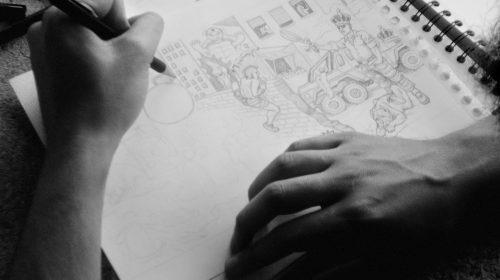 Die Zeichner der Meditricks